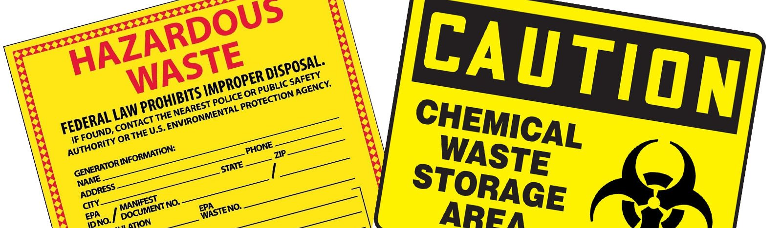 Chemical Hazard Labels