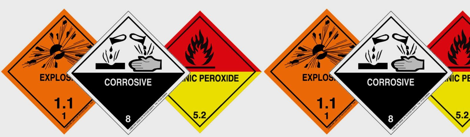 Hazard Labels