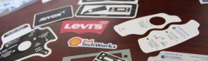 custom printed removable stickers