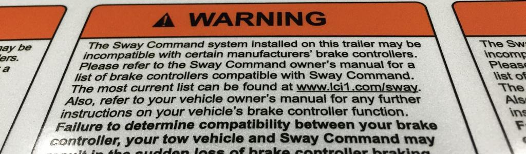 Industrial warning labels Multicolor labels