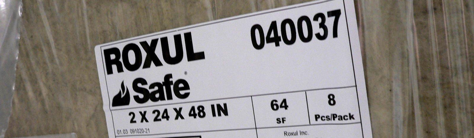 Bulk Packaging Labels