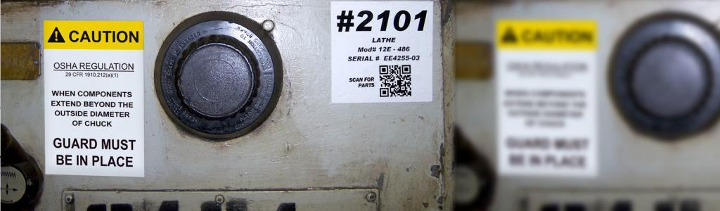 Heat Proof Labels Blog Image