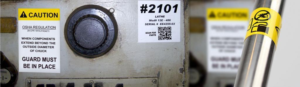 High Temperature Label