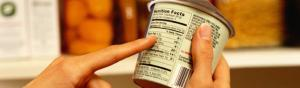 Nutritional Facts Labels