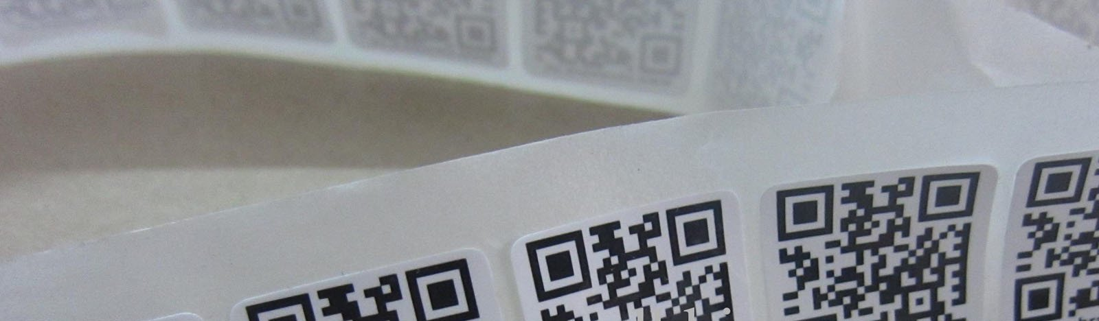 Barcode Labels Multicolor Labels